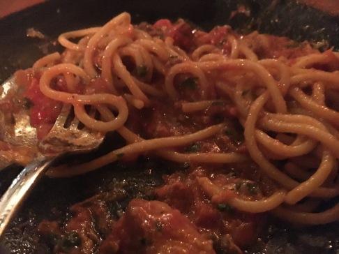 Spaghetti Neapotilana